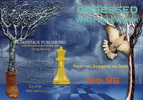 OWP cover art issue 86